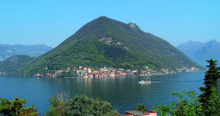 Monte Isola Iseo