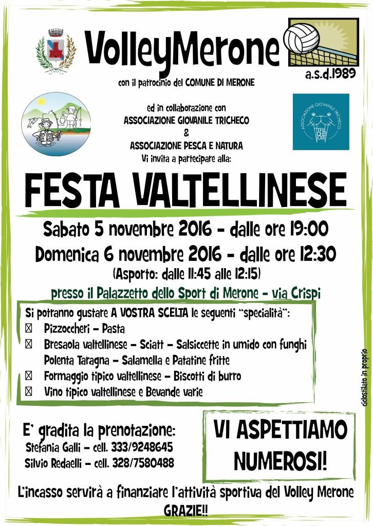 SAPORI DI MONTAGNA: 10° anno della Festa Valtellinese