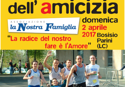 Camminata Bosisio 2017