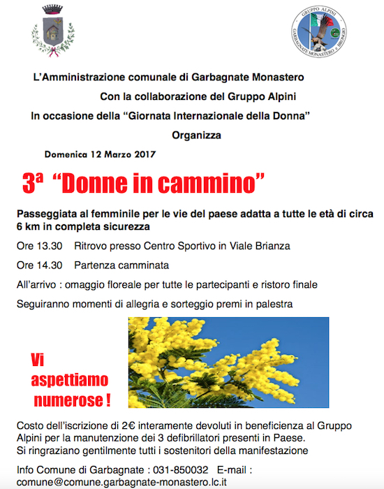 Garbagnate_cammino