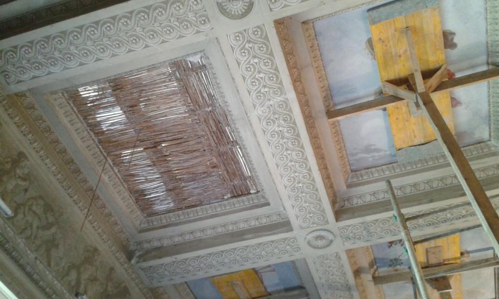 Lavori Villa Greppi