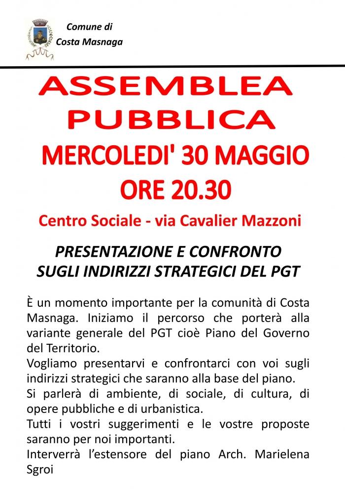 assemblea_pubblica_pgt_Costa Masnaga
