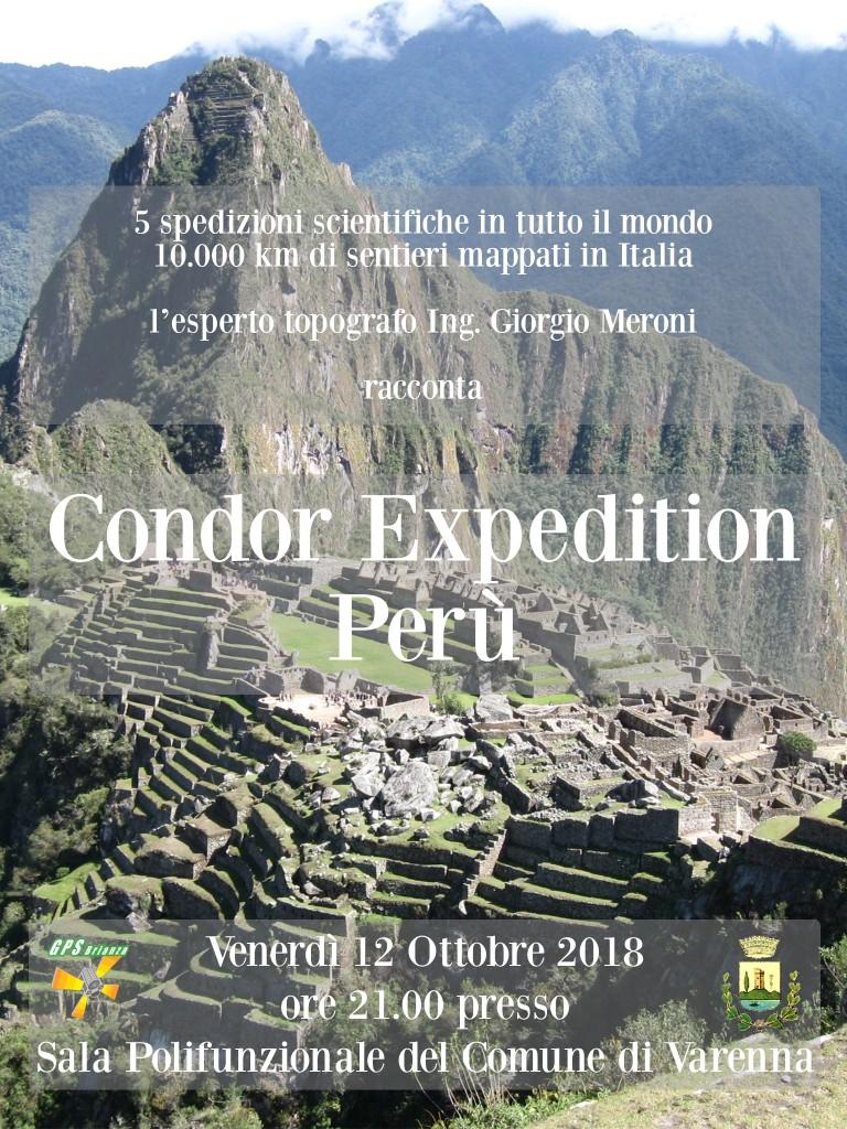 CONDOR EXPEDITION PERU'