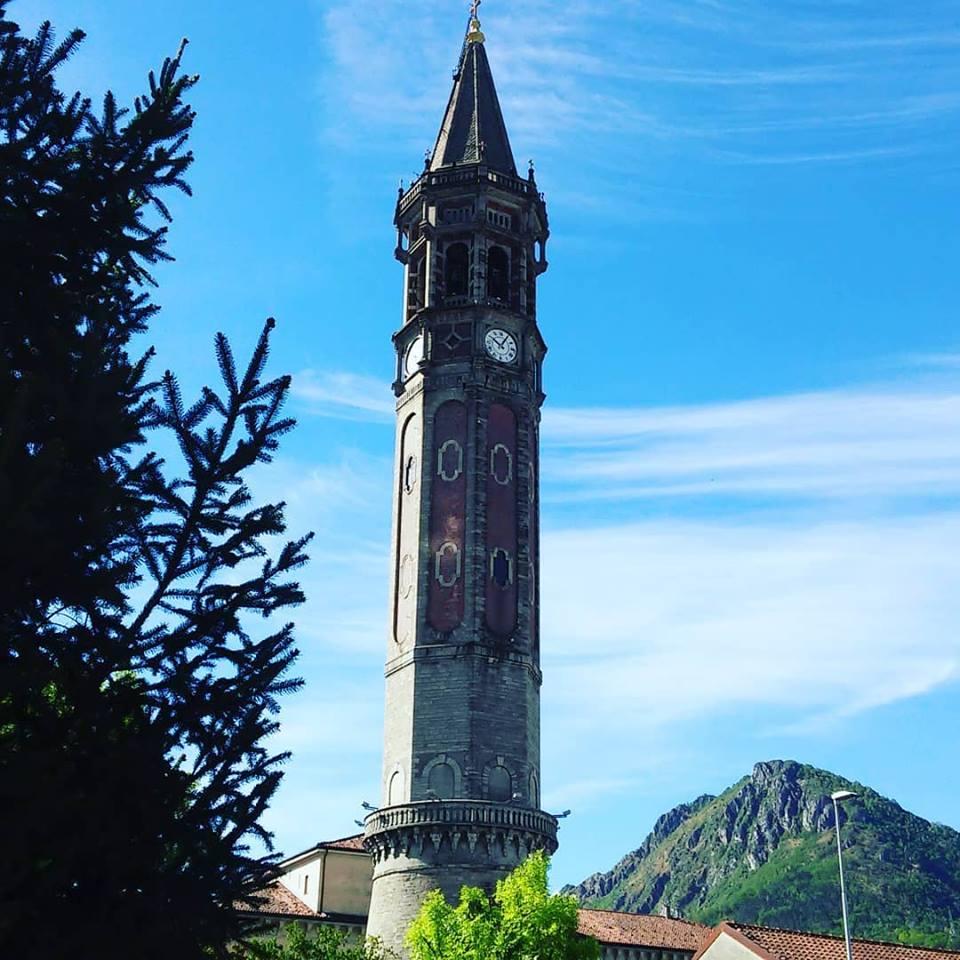 Lecco campanile foto
