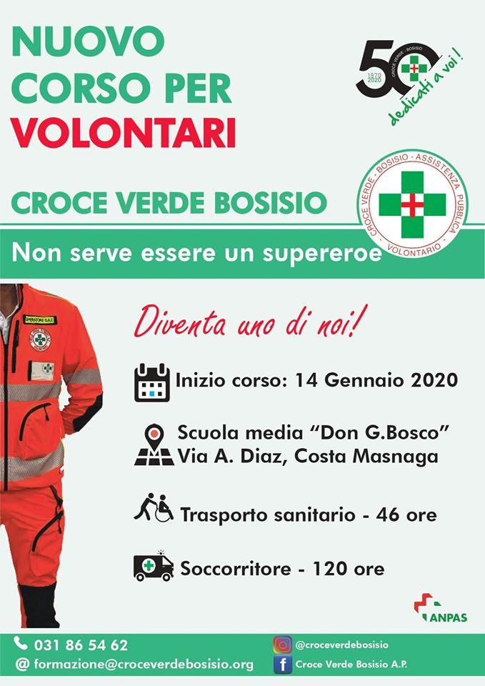 Bosisio corso