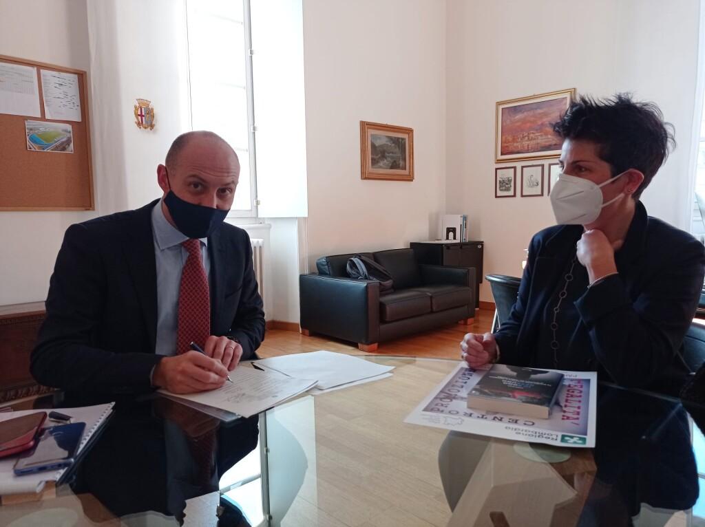 Sindaco Mauro Gattinoni
